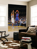 Detroit Pistons v Golden State Warriors: Stephen Curry and Ben Gordon Prints by Rocky Widner