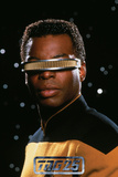 Star Trek: The Next Generation, Lt. Commander Geordi La Forge Poster