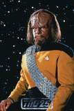 Star Trek: The Next Generation, Lt. Commander Worf Photo