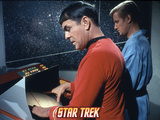 Star Trek: The Original Series, Scotty Photo