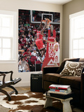 Chicago Bulls v Houston Rockets: Ronnie Brewer and Brad Miller Prints by Bill Baptist