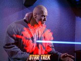 Star Trek: The Original Series, Ruk being Shot Posters