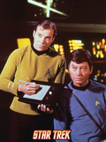 Star Trek: The Original Series, Captain Kirk and Dr. McCoy Prints