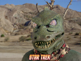 "Star Trek: The Original Series, Gorn in ""Arena"" Photo"