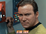 Star Trek: The Original Series, Captain James T. Kirk Poster