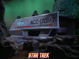 Star Trek: The Original Series, Galileo NCC-1701/7 Poster