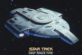 Star Trek: Deep Space Nine, Starship USS Defiant Posters