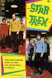 Star Trek: The Original Series Cover, They Stand Helpless Poster