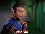 "Star Trek: The Original Series, Captain Kirk in ""The Enterprise Incident"" Photo"