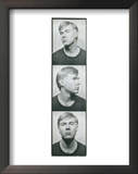 Self-Portrait, c.1964 (photobooth pictures) Prints by Andy Warhol