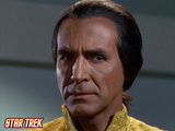 "Star Trek: The Original Series, Khan Noonien Singh in ""Space Seed"" Print"