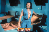 "Star Trek: The Original Series, Khan Noonien Singh in ""Space Seed"" Prints"