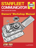 Star Trek: The Original Series, Starfleet Communication Owners' Workshop Manual Posters