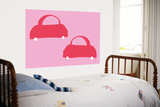 Pink Cabs Posters by  Avalisa