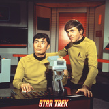 Star Trek: The Original Series, Sulu and Chekov Poster