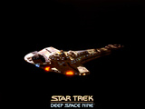 Star Trek: Deep Space Nine, Cardassian WarStarship Poster