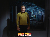 Star Trek: The Original Series, Captain Kirk in &quot;The Devil in the Dark&quot; Posters