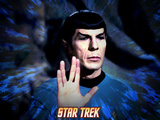 Star Trek: The Original Series, Mr. Spock Print