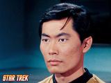 Star Trek: The Original Series, Sulu Posters