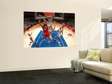 New Jersey Nets v Los Angeles Clippers: Kris Humphries and Blake Griffin Posters by Noah Graham