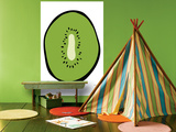 Green Kiwi Prints by  Avalisa