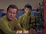 Star Trek: The Original Series, Captain Kirk and Mr. Spock Poster