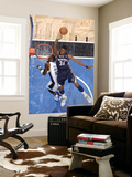 Memphis Grizzlies v Orlando Magic: Hasheem Thabeet and Mickael Pietrus Prints by Fernando Medina