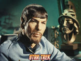"Star Trek: The Original Series, Spock's Counterpart in ""Mirror, Mirror"" Photo"