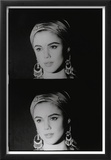 Screen Test: Edie Sedgwick, c.1965 Art by Andy Warhol