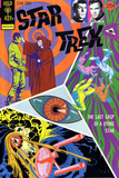 Star Trek: The Original Series Illustrated Cover, Last Gasp of a Dying Star Posters