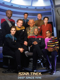 Star Trek: Deep Space Nine Cast Prints