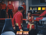 "Star Trek: The Original Series, Uhura in ""Mirror, Mirror"" Photo"