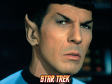 Star Trek: The Original Series, Close-up of Spock Photo