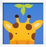 Peek-a-Boo VII, Giraffe Posters by Yuko Lau