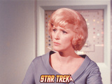 Star Trek: The Original Series, Nurse Chapel Posters