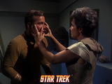 Star Trek: The Original Series, Hands on Captain Kirk Photo