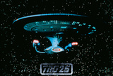 Star Trek: The Next Generation Starship Posters