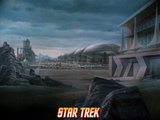 Star Trek: The Original Series, Planet Setting Poster