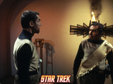 "Star Trek: The Original Series, Klingons in ""Errand of Mercy"" Posters"