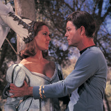 Star Trek: The Original Series, Dr. McCoy and Yeoman Barrow on &quot;Shore Leave&quot; Prints
