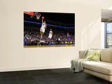 Detroit Pistons v Golden State Warriors: Monta Ellis Prints by Rocky Widner