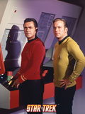 Star Trek: The Original Series, Captain Kirk and Scotty Poster