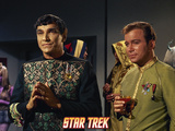 "Star Trek: The Original Series, Captain Kirk in ""Journey to Babel"" Posters"