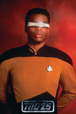 Star Trek: The Next Generation, Lt. Commander Geordi La Forge Posters