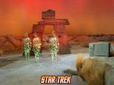 Star Trek: The Original Series, Beaming on Planet M-113 Photo
