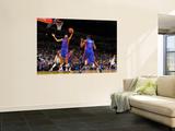 Detroit Pistons v Golden State Warriors: Tayshaun Prince Plakater af Rocky Widner