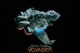 Star Trek: Voyager, Maquis Peregrine Class Courier Poster
