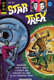 Star Trek: The Original Series Illustrated Cover, Miniature People Under a Strange Sun Print