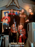 Star Trek: Deep Space Nine Cast Poster