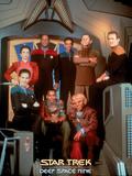Star Trek: Deep Space Nine Cast Posters
